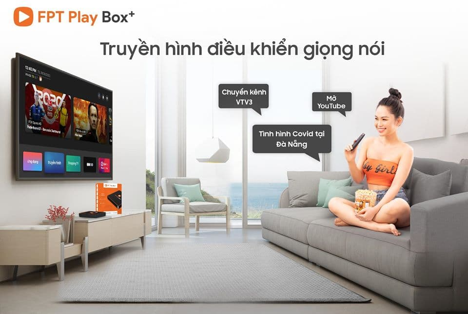 Bán FPT Play Box Điện Biên