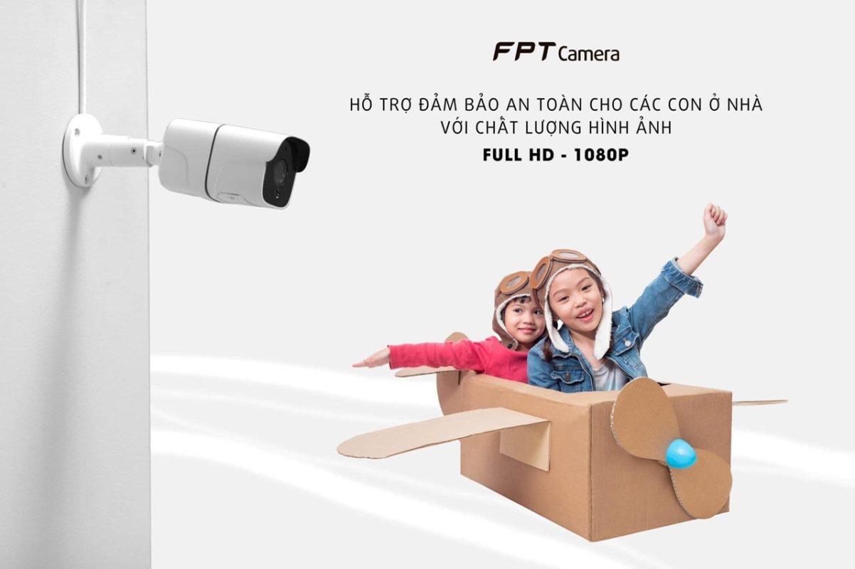 Chất lượng camera FPT