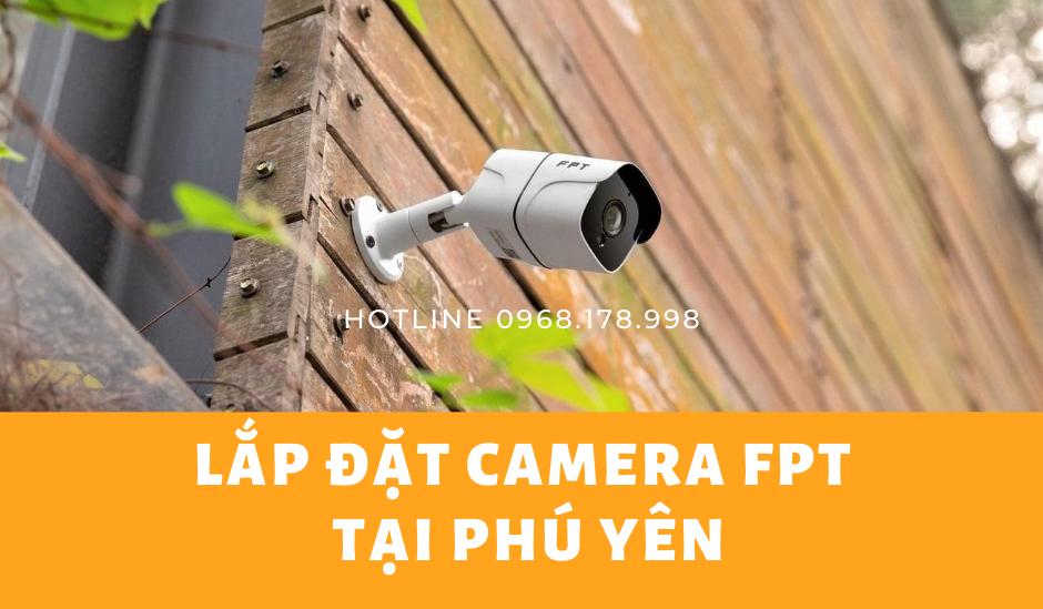 Lắp đặt Camera FPT Phú Yên