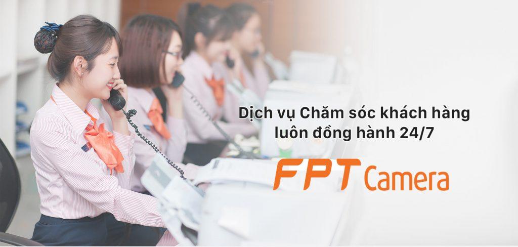 Tổng đài camera FPT