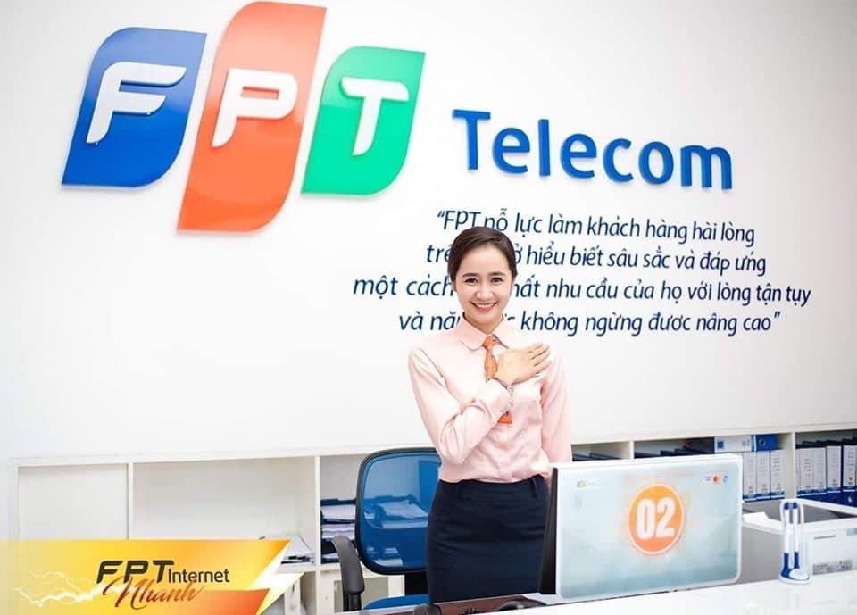 Thủ tục lắp đặt WiFi FPT