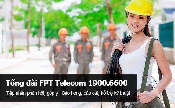 Tổng đài FPT