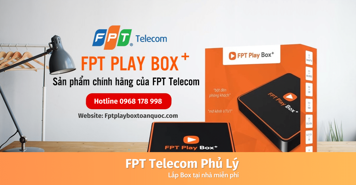 FPT Play Box Phủ Lý