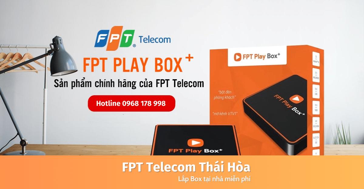 FPT Play Box Thái Hòa