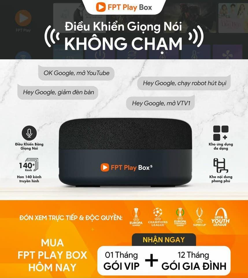 Mua FPT Play Box S 2021
